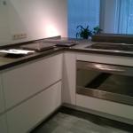 ruime grote inbouw oven